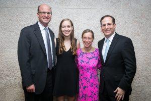 Jeannie and Jonathan Lavine Family